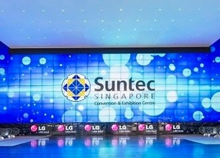 Suntec City Retail Shopping & Convention Center